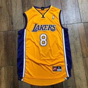 NEW Kobe Bryant LA Lakers Retro Nike Jersey